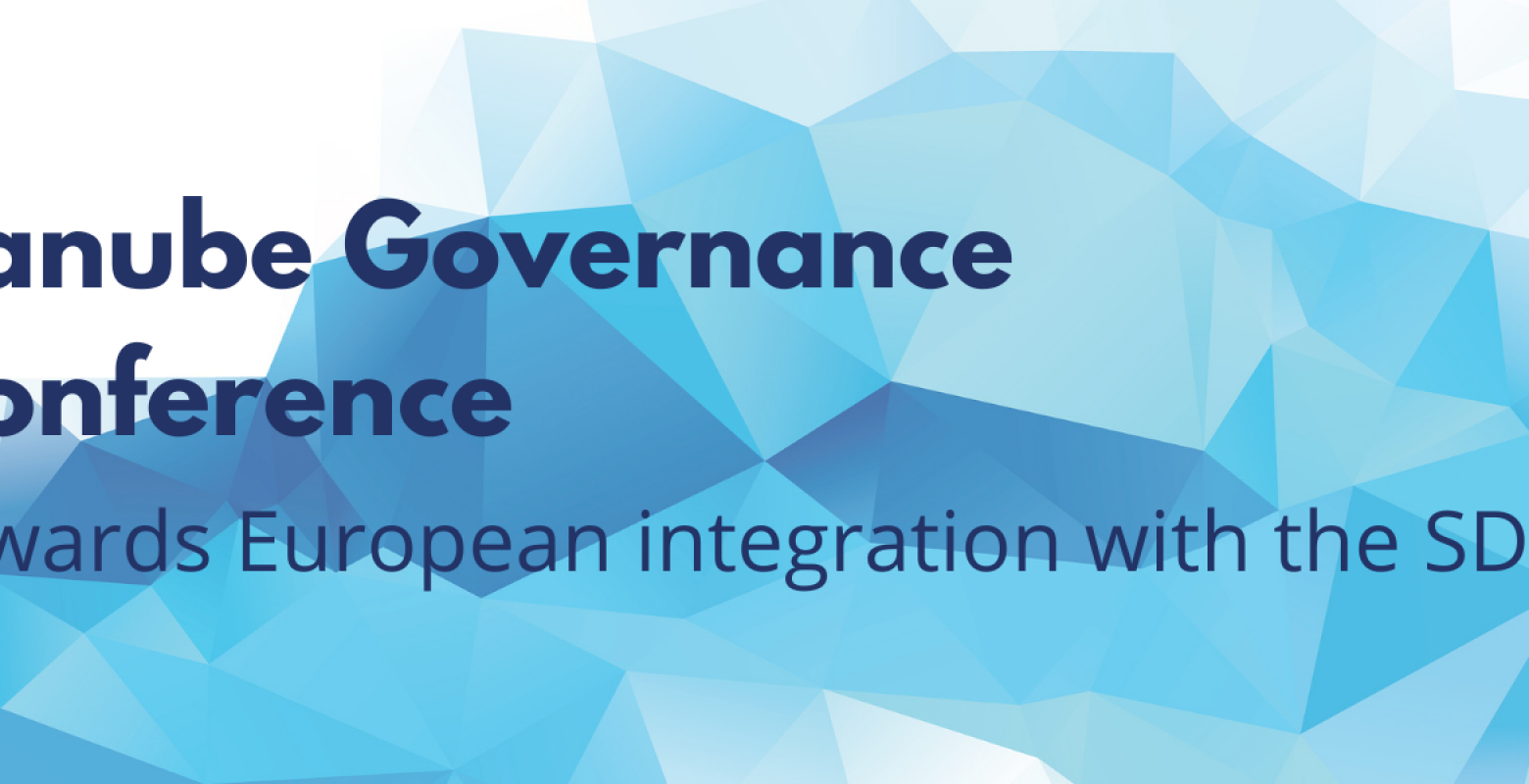 Danube Governance Conference
